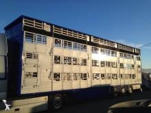 Pezzaioli 3 étages semi-trailer