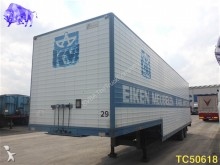 used Desot box semi-trailer