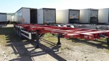 new Fruehauf container semi-trailer