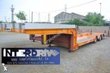 Bertoja semirimorchio carrellone bertoja culla vasca allungabile legale eccezionale semi-trailer