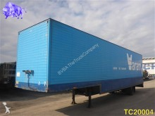 Latre Closed Box semi-trailer