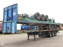 used Robuste Kaiser flatbed semi-trailer