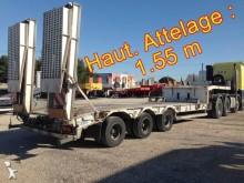Asca 54 TONNES - TABLE ELEVATRICE semi-trailer