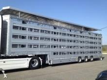 Pezzaioli 5 étages semi-trailer