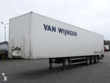 Groenewegen 3 AXLE CLOSED BOX 3 TAILLIFT semi-trailer