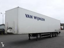 used Groenewegen box semi-trailer