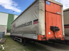 used Coder Boards tautliner semi-trailer