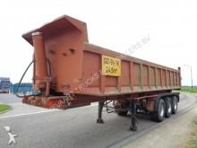 Burg 3-Axle Tipper / BPW / NL / APK semi-trailer