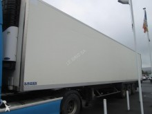 used Trailor multi temperature refrigerated semi-trailer