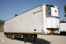 used Samro refrigerated semi-trailer