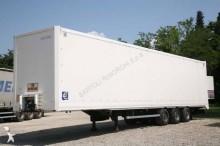 used Lecitrailer box semi-trailer