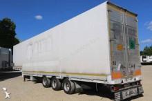 used Cardi box semi-trailer