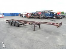 Renders 40FT HC, discbrakes semi-trailer