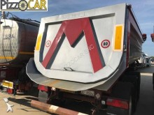 used Minerva tipper semi-trailer
