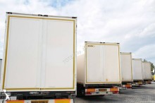 used Wielton insulated semi-trailer