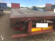 used Trailor flatbed semi-trailer
