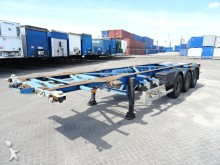 Van Hool ADR Tankcontainerchassis, 20/30FT, ROR+drumbrake semi-trailer