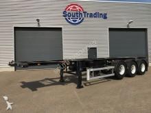 Desot 20 ft, 20 ft centraal, 30 ft ADR semi-trailer