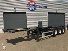 Desot 20 ft, 20 ft centraal 30 ft ADR semi-trailer