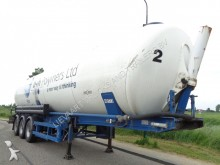 Spitzer 3-Axle Silo / 60M3 / BPW semi-trailer