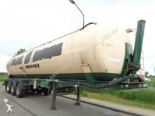 Feldbinder 3-Axle Silo / 60M3 / BPW semi-trailer