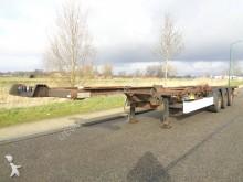 Kögel 3-Axle Multichassis / Extendable / Discbrakes semi-trailer