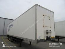 used Krone box semi-trailer