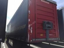 Fruehauf Plancher bois dure semi-trailer