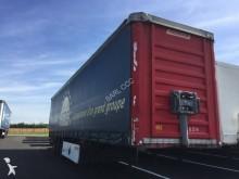 Fruehauf Plancher bois dure Possibilité de mise en plateau semi-trailer
