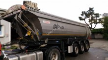 used Zorzi construction dump semi-trailer