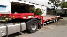 Bertoja Carrellone per trasporto macchine operatrici semi-trailer