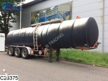 Trailor Bitum 33190 Liter, Hydraulic pump, Air suspensio semi-trailer