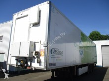 Merker Frappa , 3 Axle Fridge Trailer , Liquid Nitrogen semi-trailer