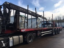 used Kaiser timber semi-trailer