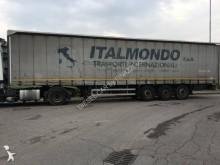 used Zorzi tautliner semi-trailer