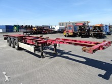 used Krone container semi-trailer