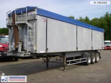 Benalu Tipper trailer alu 59 m3 + tarpaulin semi-trailer