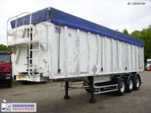 General Trailers Tipper trailer alu 48 m3 + tarpaulin semi-trailer