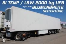 used Schmitz Cargobull insulated semi-trailer