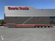 used Doll heavy equipment transport semi-trailer