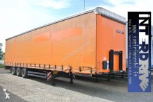 used other Tautliner tautliner semi-trailer