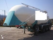 used Metalovouga tanker semi-trailer