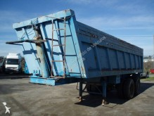 used Titan tipper semi-trailer