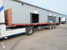 Krone SDP27 (BPW-axles) semi-trailer