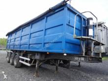 used Janmil tipper semi-trailer