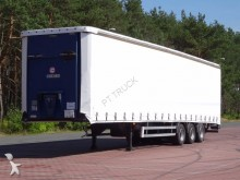used Coder refrigerated semi-trailer