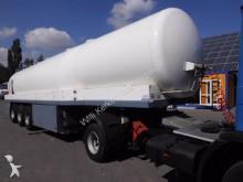 used Kässbohrer tanker semi-trailer