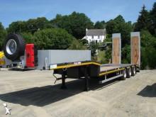 Faymonville maxtrailer max100 8.6 DISPO semi-trailer