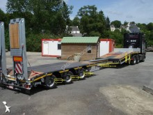 new Faymonville heavy equipment transport semi-trailer