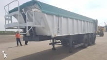used General Trailers half-pipe semi-trailer